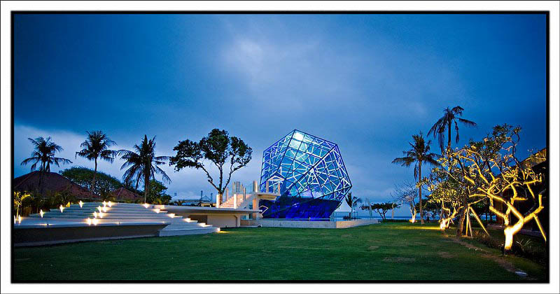 Diamond Chapel - Bali, GlobalWedding