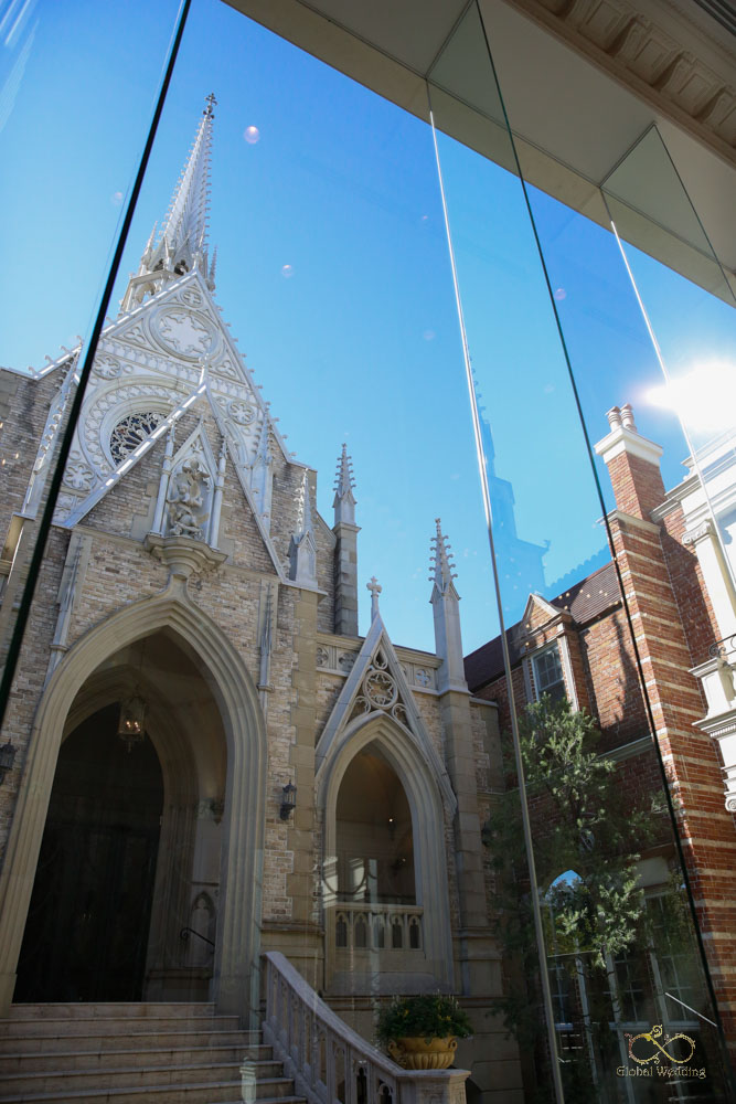 Glastonia Chapel, Nagoya - GlobalWedding